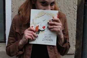 Süße Zitronen, Burcu Türker, Jaja Verlag